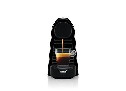 Nespresso Essenza Mini Máquina Espresso por De'Longhi, Negro, 1