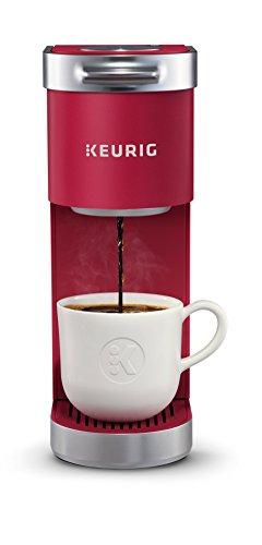 Keurig K-Mini Plus - Cafetera de una sola serie K con tamaño de 6 a 12 onzas,...