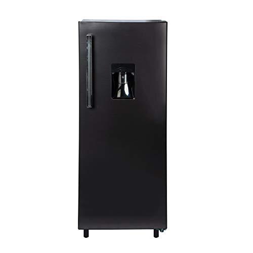 Midea MRDD07G2NCG Refrigerador de 7 Pies cúbicos Color Dark Silver, Grande