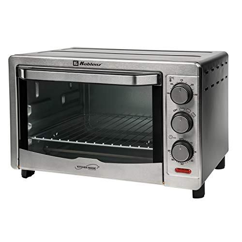 Koblenz HKM-1500C Horno Eléctrico Kitchen Magic, 1500W, 24 l
