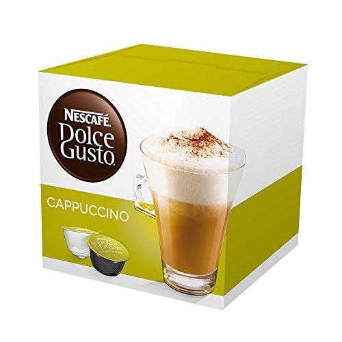 Nescafé Dolce Gusto Cápsulas Cappuccino