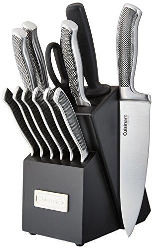 Cuisinart C77SS 13P 13 piezas Colección Graphix Bloque para juego de cuchillos,...