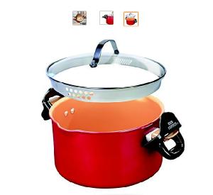 tipos de ollas - olla de cobre