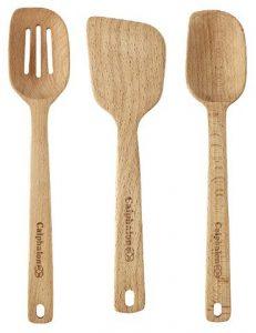 cucharones de cocina madera