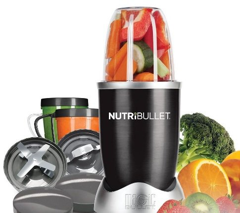 procesador de alimentos magic bullet