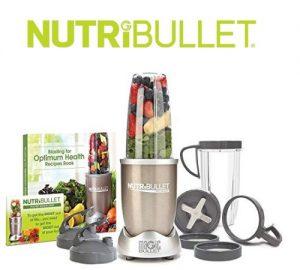 procesador de alimentos nutribullet 900w