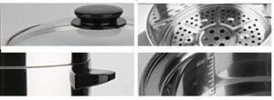 las mejores vaporeras eléctricas SIN BPA