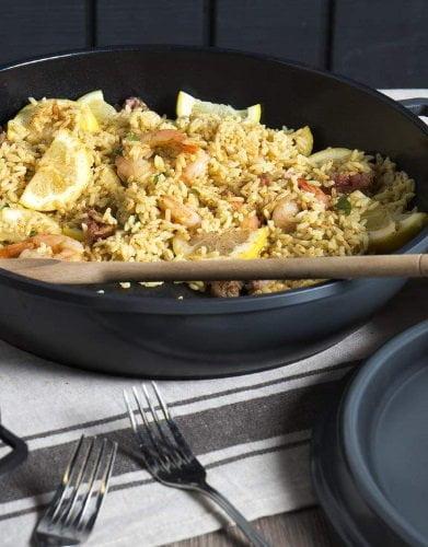 marcas de cacerolas para cocinar sano