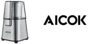 marca de molinillo de café eléctrico AICOK