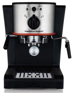 Cafetera espresso Hamilton Beach 40792