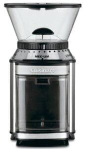 Cuisinart dbm-8 molino para café