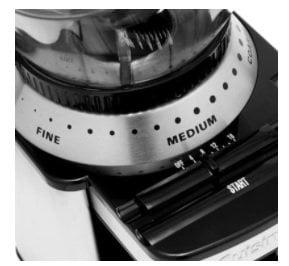accesorios molino para café Cuisinart dbm-8