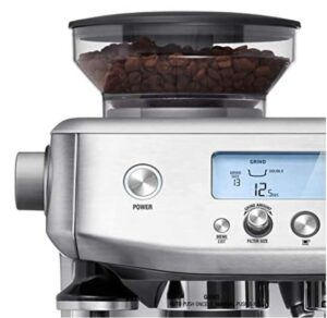 maquina de cafe breville BES878BSS