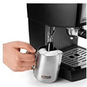REVIEWS DE LA CAFETERA EXPRESS DELONGHI EC155