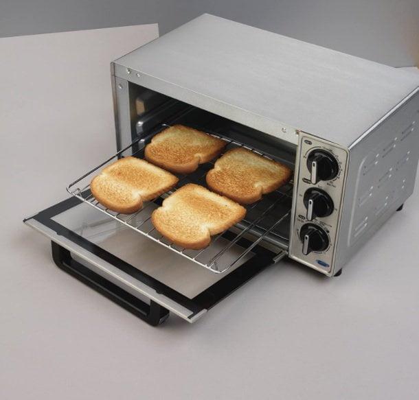 electrodomésticos baratos - horno tostador