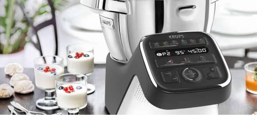 robot de cocina Krups