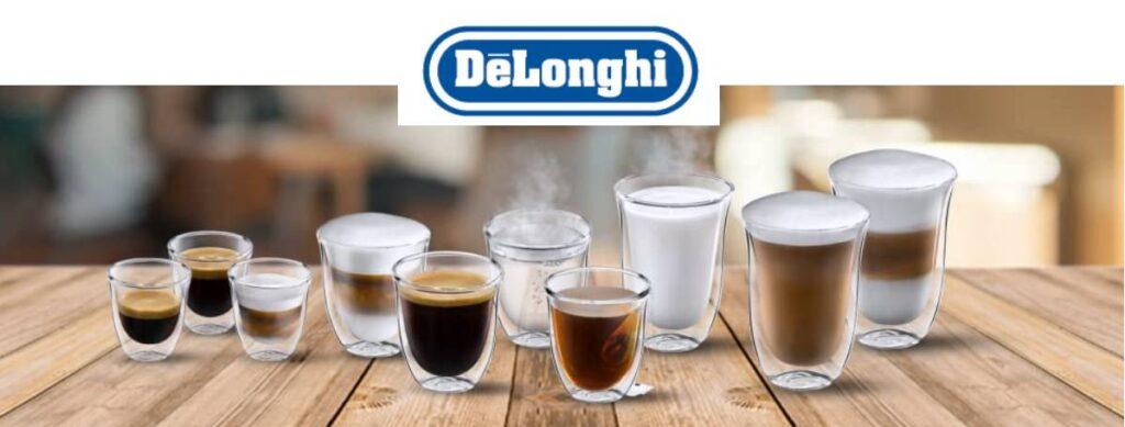 cafeteras express delonghi